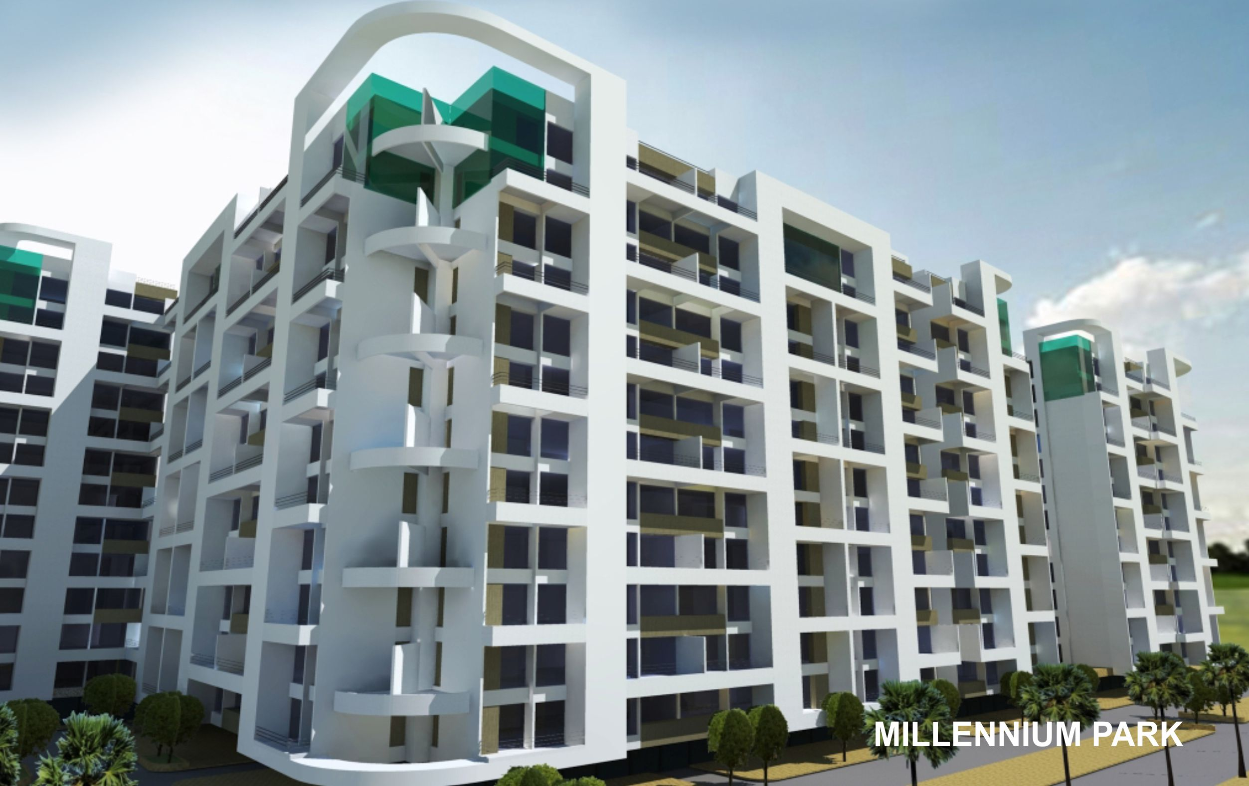real estate best projects property for sale pride millenium park 1bhk 2 bhk 3 bhk flats at aurangabad