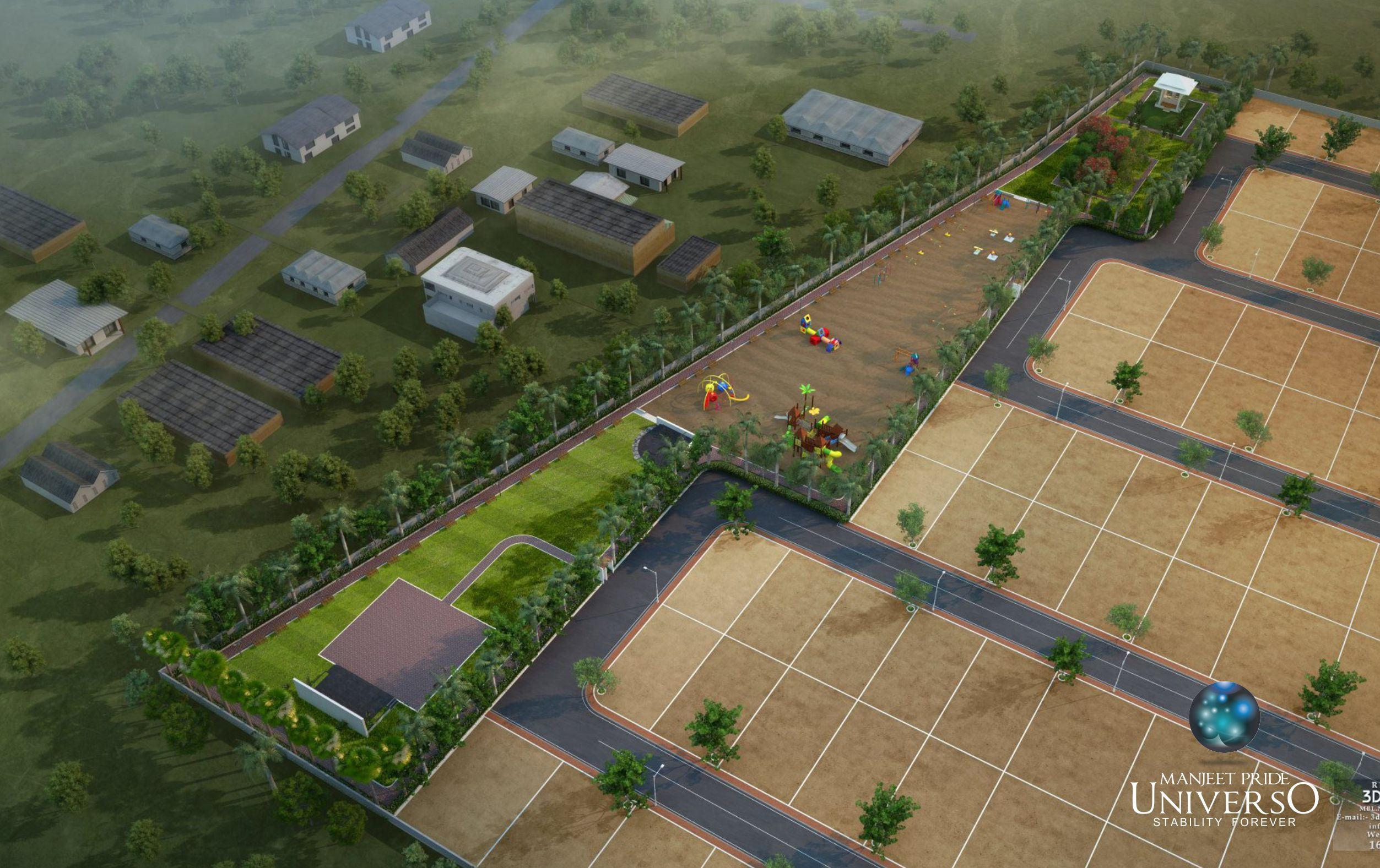 newly launched na 44 approved pride universo plots near shendra midc auric smart city dmic aurangabad