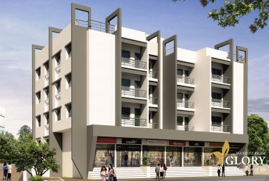 real estate investment company property best pride glory best budegeted flats near beed byepass area aurangabad