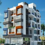 stylish pride primo cheap budgeted flats aurangabad credai real estate