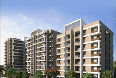Admiring 3 & 4 BHK Flats in Aurangabad With Spacious Amenities  in a Pride Century.
