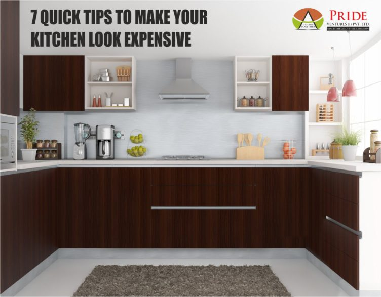 7 useful Tips to Make Your Kitchen Look Elegant in an Affordable Way
