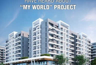 The Best Project in Aurangabad near Airport.